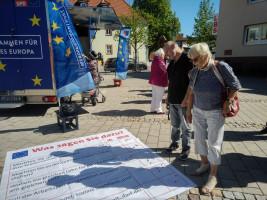Bodenzeitung: Europa für die Bürger