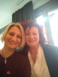 Pamela Nembach und Kerstin Westphal