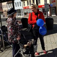 Pamela Nembach im Gespräch über Mobilität bei Senioren